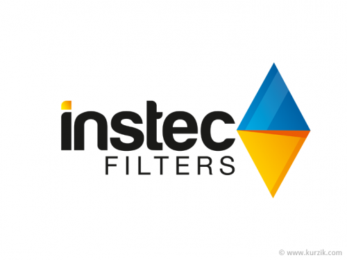 instec-filters-logo-design
